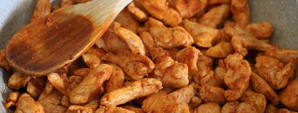 איך להכין פאיטס עוף