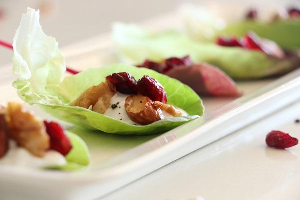 נשנוש ירקות מרענן אירוח בסטייל