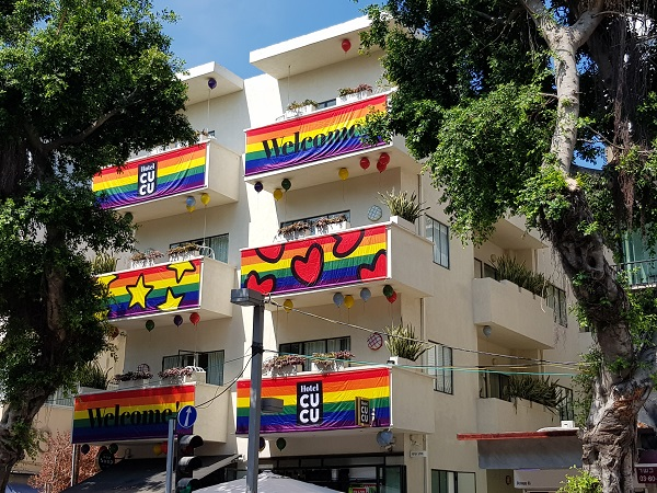 המלון הכי מגניב בתל אביב