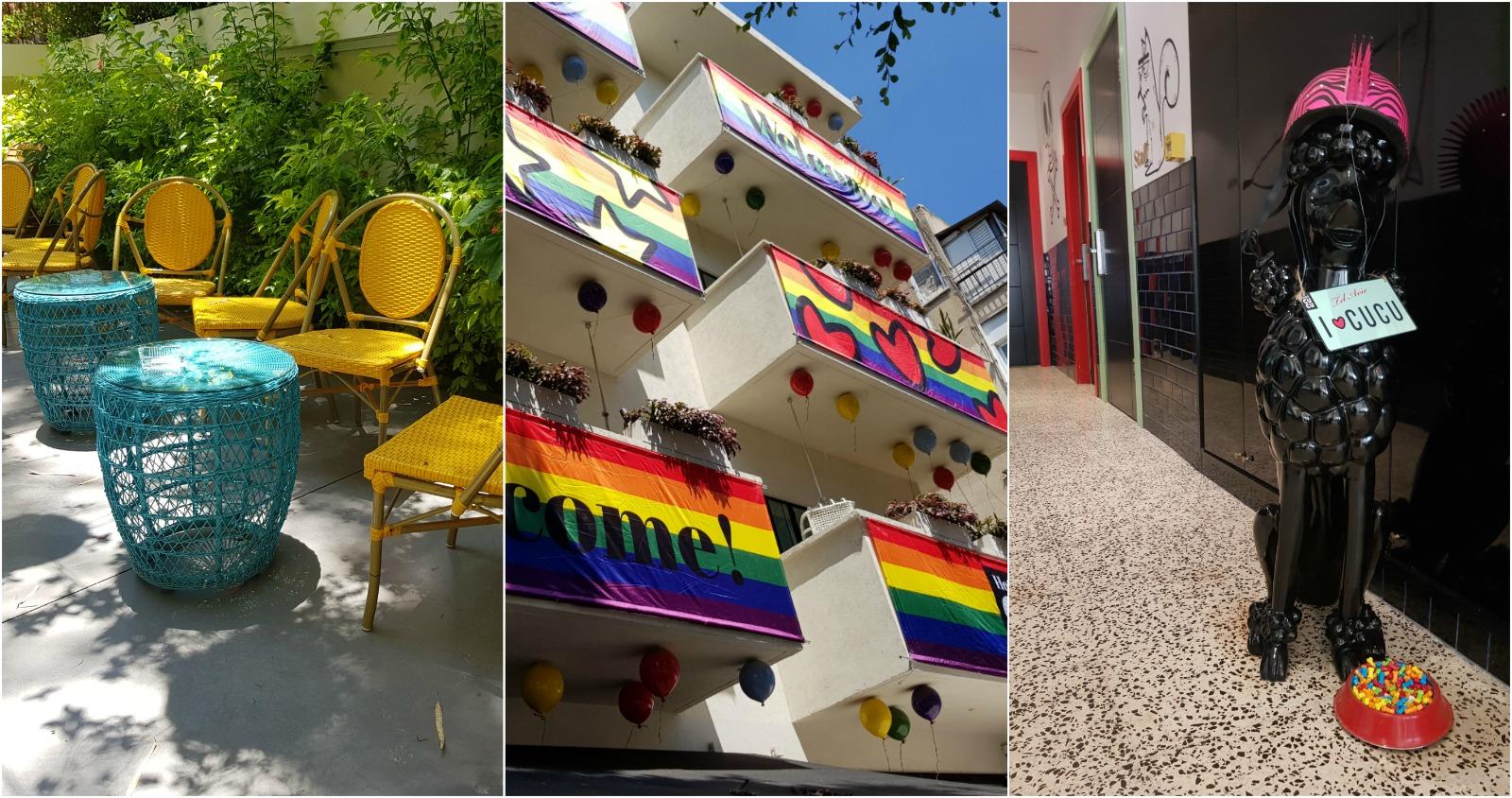 cucu hotel תל אביב