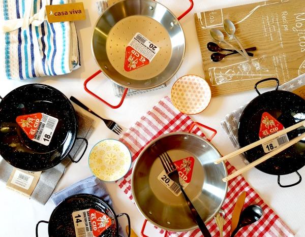 כלים לבית בברצלונה - המלצות EshetStyle בלוג אוכל ואירוח