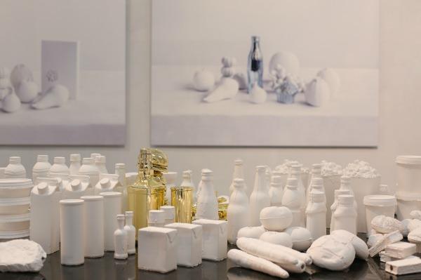 the food chain project תערוכה בבית האמנים של איתמר גלבוע (צילום: טליה הדר)