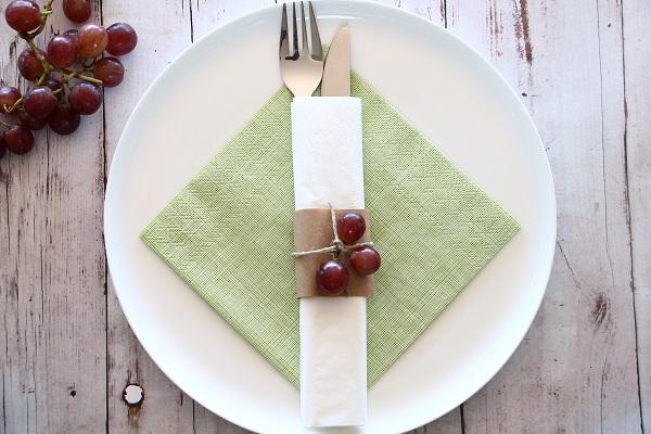 טיפים לאירוח בסטייל | עריכת שולחן | עיטוף סכום | הבלוג של אשת סטייל EshetStyle.com (צילום: טליה הדר)