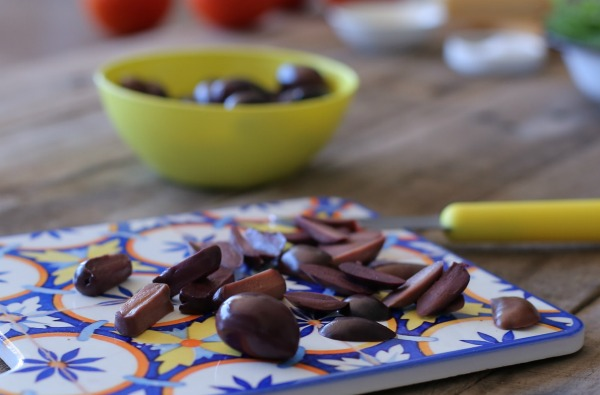 קרפצ'יו עגבניות וגבינה_מנה ראשונה בסטייל_אירוח בסטייל (צילום: טליה הדר)_ אשת סטייל