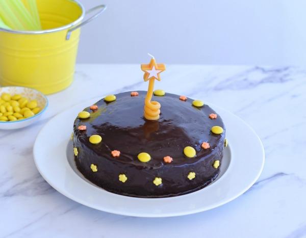 עוגת שוקולד בלי מיקסר_מתכון וצילום: טליה הדר_אשת סטייל