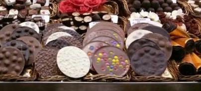 שוקולדים שוק הבוקריה ברצלונה.המלצות מהבלוגרית טליה הדר. אשת סטייל