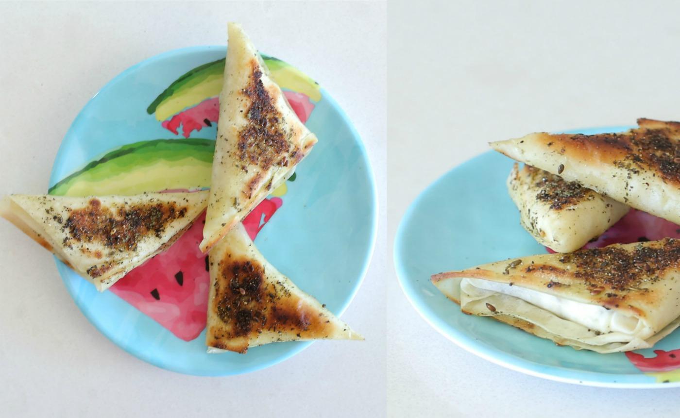 משולשי גבינה לילדים_מתכון מהיר וקל_צילום ומתכון: טליה הדר מהבלוג אשת סטייל